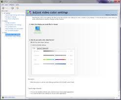 Teh Wmp settings adjustments on windows media player 12 no effect