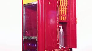 Old Fashioned Popcorn Machine Throwback Popcorn Station Youtube