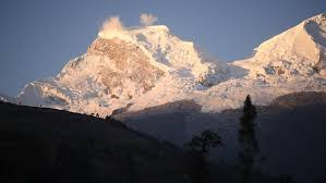M And M Landscaping by Golden Peaks Of Mount Everest 8848 M And Mount Nuptse 7861 M