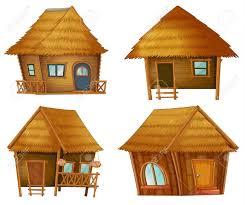 cabine de plage bois cabane en bois banque d u0027images vecteurs et illustrations libres