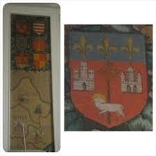 chambre de commerce et d industrie de toulouse armoiries de toulouse sur la façade du musée des augustins rue