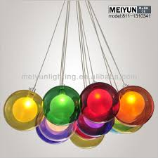 Multi Color Glass Pendant Light Buy Glass Pendant Light Glass