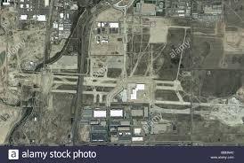 Map Denver Colorado by Aerial Map Abandoned Stapleton Airport Denver Colorado Stock Photo