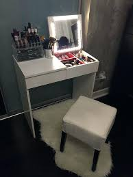 Lighted Makeup Vanity Mirror Cheap Makeup Vanity Table U2013 Thelt Co