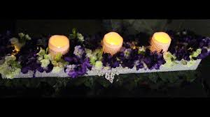 Pinterest Dollar Tree Crafts by Diy Dollar Tree Candles U0026 Bling Head Table Center Piece Diy