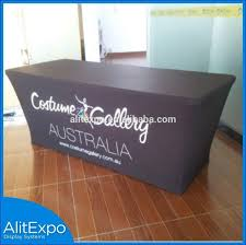 Cloth Table Skirts by Dining Room Custom Printed Spandex Table Covers Personalized