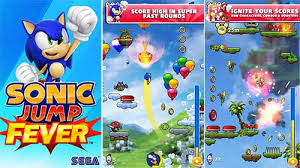sonic 2 apk sonic jump fever 1 6 0 apk mod android