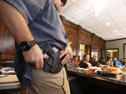 Sc Cwp Reciprocity Map Commentary Congress Wants To Ease Limits On Concealed Carry Fortune