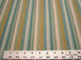 Striped Upholstery Fabric 5 8 Yards Textured Chenille Mix Stripe Upholstery Fabric