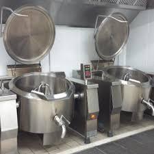 centrale de nettoyage cuisine alimentation au gaz naturel de la cuisine centrale api