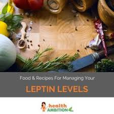 menus for the leptin diet food leptin diet and leptin resistance