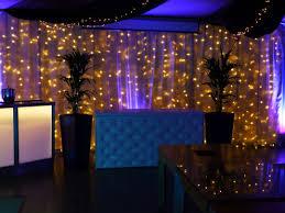 Curtain Fairy Lights by Fairy Light Curtain More Weddings