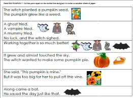a pumpkin unit filled with lessons printables and more