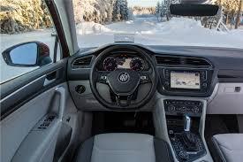 volkswagen minivan 2016 interior 2017 volkswagen tiguan review gtspirit