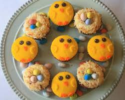 Easter Cupcake Decorations by Easter Cupcakes
