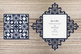 wedding invitations laser cut how to create a laser cut wedding invitation in illustrator and