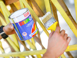 how to paint a fence 4 steps with pictures wikihow