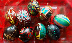 ukrainian egg ukrainian eggs my family s unique tradition the manchester mirror