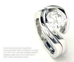 bespoke engagement ring clarksons jewellery makers bespoke engagement rings edinburgh