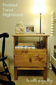 Ikea Tarva Nightstand 10 Best Tarva Bedside Table Images On Pinterest Ikea Hacks