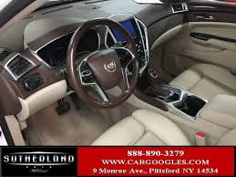 2015 srx cadillac 2015 used cadillac srx awd 4dr luxury collection at sutherland