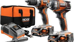 home depot black friday 2016 package new ridgid gen5x 18v cordless power tools