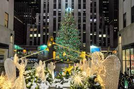 new york christmas tree lighting 2018 que faire à new york pendant les vacances de noël 2018 et du jour de