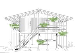 building for the gap u2013 experimental housing units for sub saharan