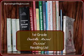 Book List Books For Children My Bookcase Our Classical 1st Grade Reading List