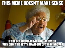 Meme This - grandma finds the internet meme imgflip