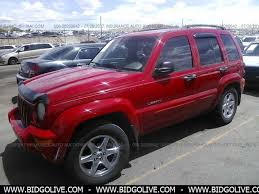 2004 jeep liberty mileage used 2004 jeep liberty limited car from iaa auto auction