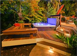 top 10 beautiful backyard designs outdoor spa backyard and spa