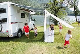 Campervan Awning Fiamma F45s Motorhome Awning Titanium Case Caravan Motorhome