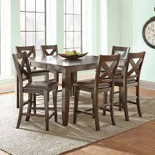reece 7 piece counter height dining set