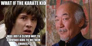 Nerd Karate Kid Meme - karate kid meme kid best of the funny meme