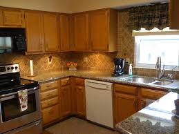 Kitchen Tile Backsplash Ideas With Granite Countertops Amarello Boreal Granite Countertop Pictures Yahoo Search Results
