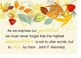 thanksgiving a day of gratitude and remembrance freedom