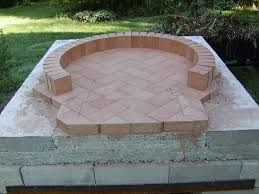 Build Brick Oven Backyard by 7 Best Construction Pizza Oven Images On Pinterest Wood Fired