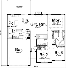 simple one house plans attractive inspiration ideas 9 simple one floor house plans
