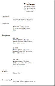printable exles of resumes printable resume exles exles of resumes