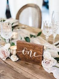 table numbers wedding best 25 wedding table numbers ideas on table numbers