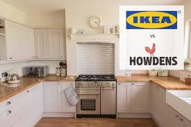 is an ikea kitchen cheaper howdens vs ikea why we turned an ikea kitchen for