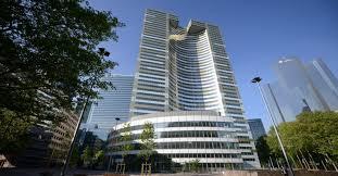 icade siege social icade confirme la venue de la banque de dans la tour eqho