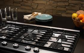 Electric Cooktop With Downdraft Exhaust Kitchen Great Top 48 Gas Cooktop At Us Appliance For Inch Cooktops