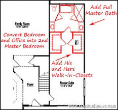 dual master bedroom floor plans home building and design home building tips floor plans