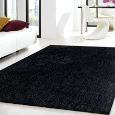 Black And Red Shaggy Rugs 100 Rugs Shaggy Cheap Classic Shag Ultra Black 4 Ft X 4 Ft