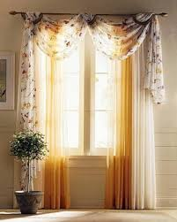 Neutral Curtains Decor Fall Curtain Ideas
