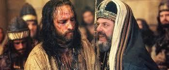 imagenes de jesus ante pilato jesús ante anás caifás y pilatos silencio de jesús adelante la fe