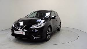 car nissan black used 2014 nissan pulsar black nissan pulsar ni shelbourne