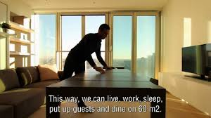 8 Square Meters by A U0027five Room Apartment U0027 At 60 Square Meters On Vimeo